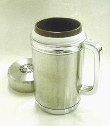 木魚石磁化杯